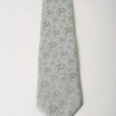 cravate personnalisée corporate,logo tonsur ton, personnel entreprise