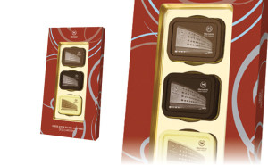 Chocolat publicitaire logo