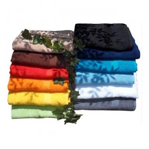 serviettes éponges publicitaires