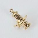 Pin's métal 3D