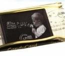 Napolitain en chocolat personnalisé