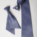 cravate et lavallière de sécurité coordonnées, imprimes, sécurité aéroportuaire