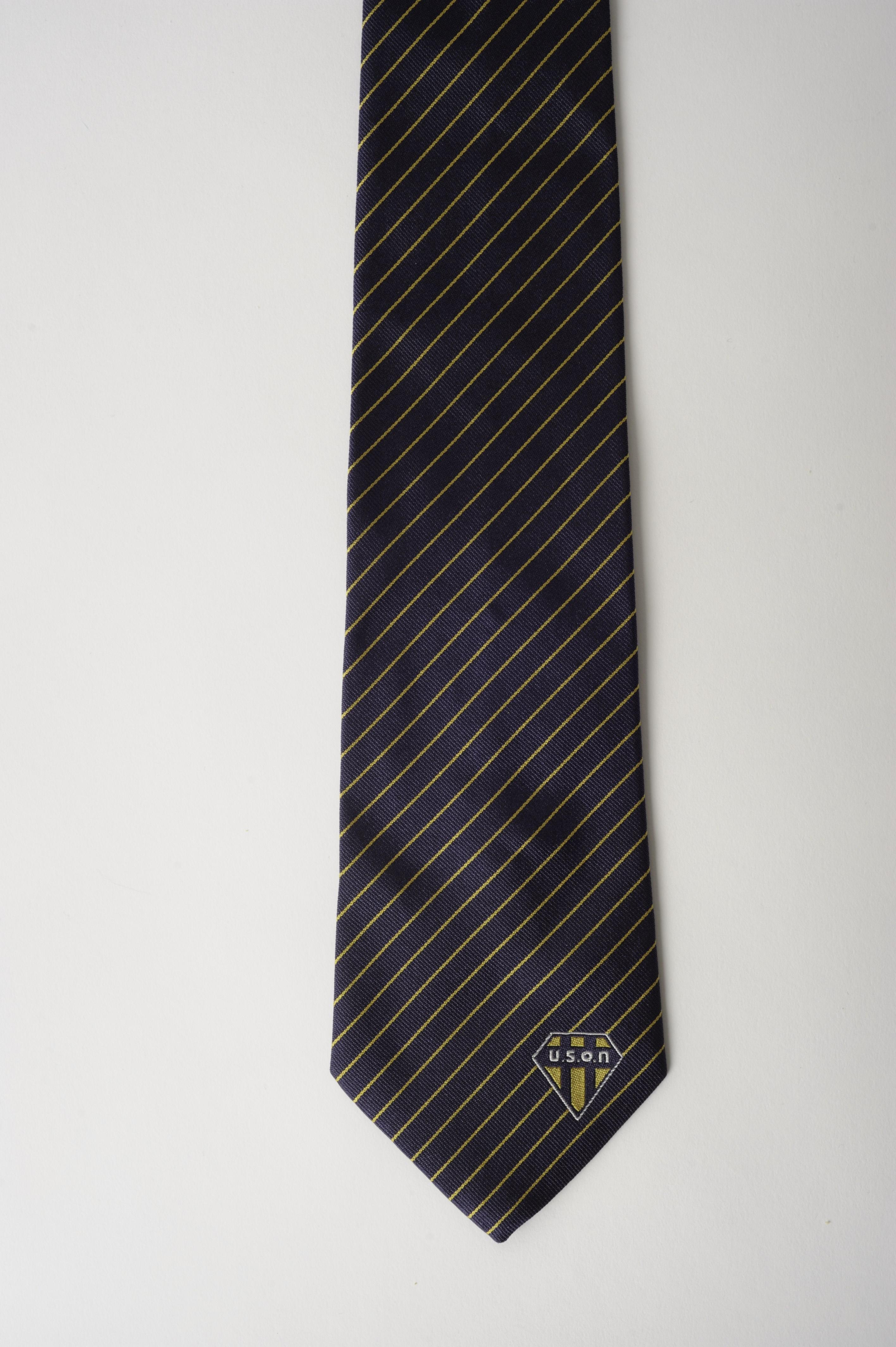 Cravate Tissée Jacquard