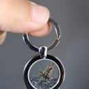 Porte-clés métallique