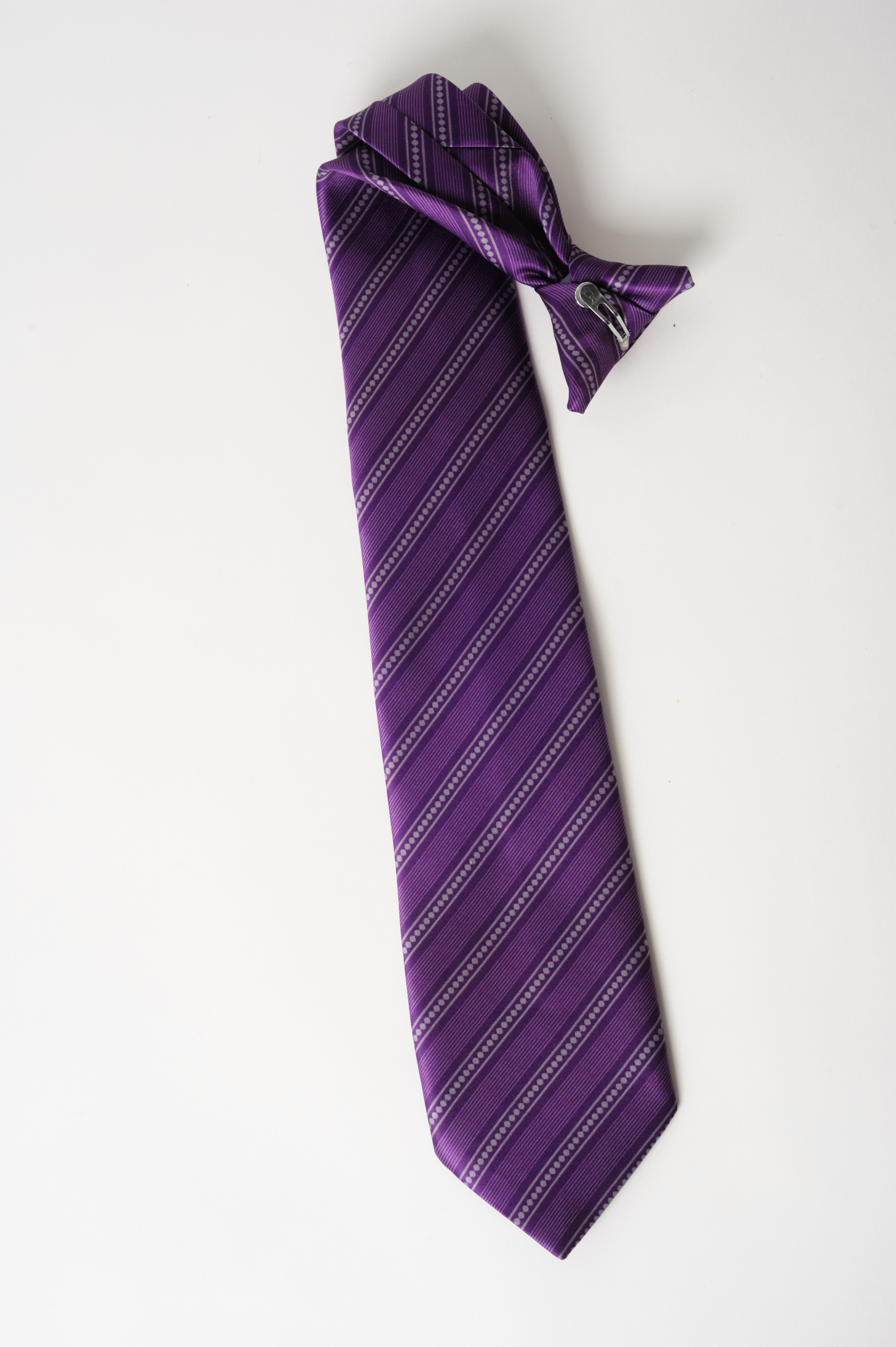 Cravate de sécurité et clip