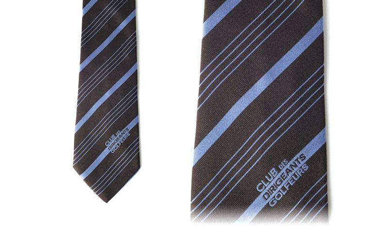 cravates personnalisées