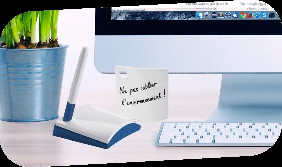 Le post-it écologique : tendance et éco-responsable