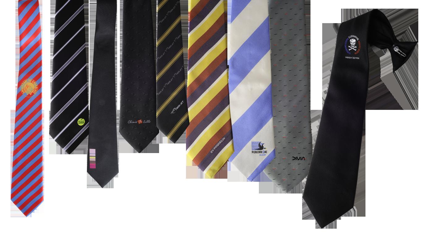 devis cravates entreprises