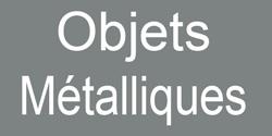 objets métalliques publicitaires