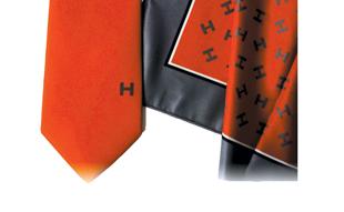 coordonné cravates / foulards