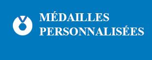 Médailles personnalisées