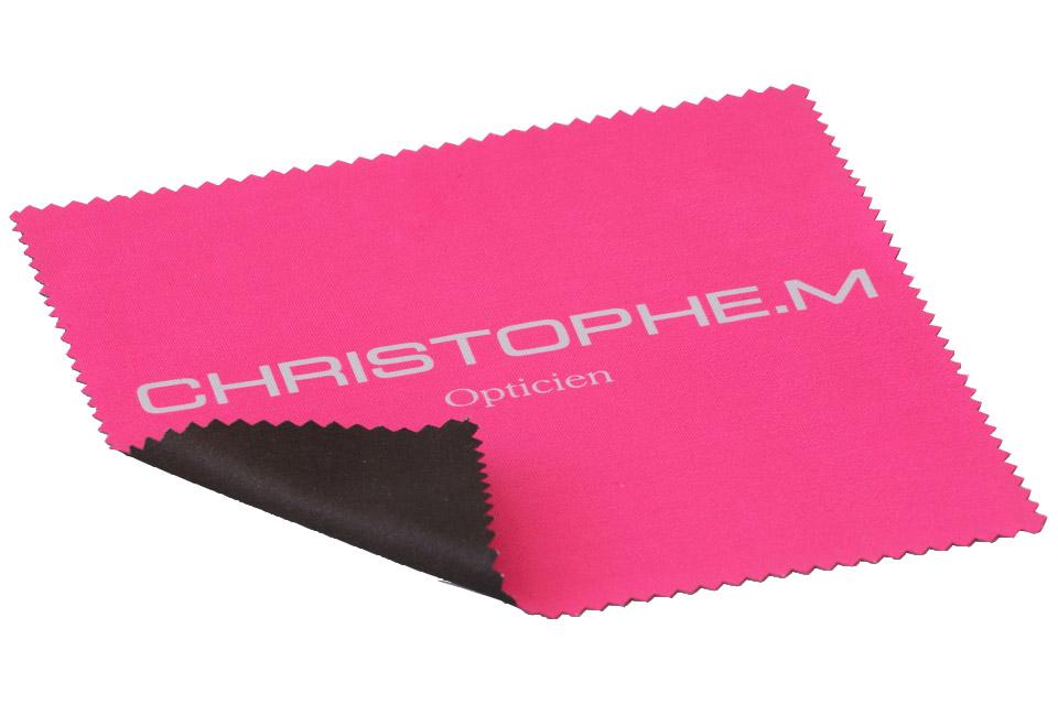 essuie lunettes microfibre