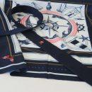cravates et foulards personnalisable logo et couleurs entreprises événementiel