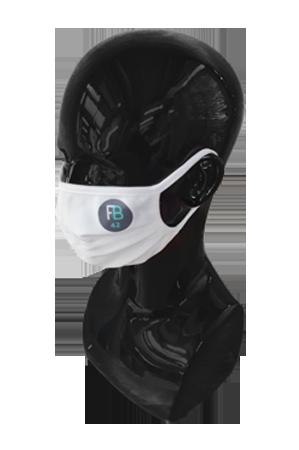 masques tissu lavable accroche derrière oreilles
