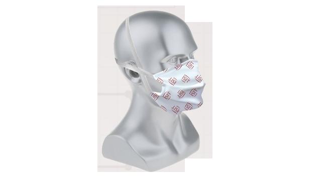 masque antibactérien